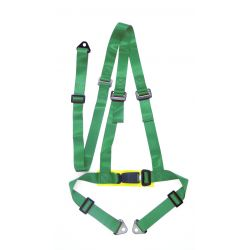 "3 POINT - HARNESSES"" (50mm), green"