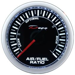 DEPO racing gauge A/F Ratio - Night glow series