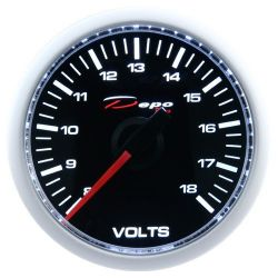 DEPO racing gauge Volt - Night glow series