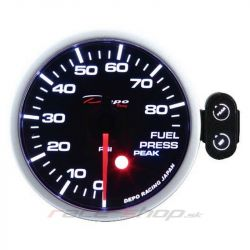 Programmable DEPO racing gauge Fuel pressure