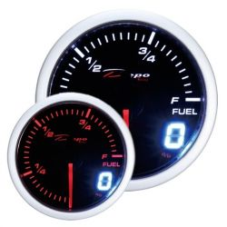 DEPO racing gauge Fuel level - Dual view series
