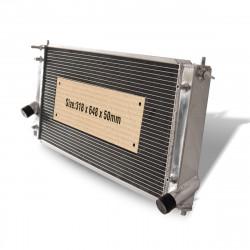 Hliníkový vodný chladič pre Toyota Celica 1.8 Gt Gt-S Zzt230 Zzt231 (00-05)