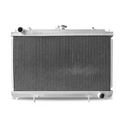ALU radiator for Nissan 200Sx S14 S14A S15 Twin Core (95-02)