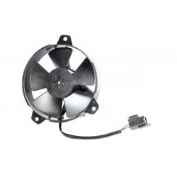 Universal electric fan SPAL 130mm - suction, 12V