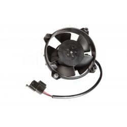 Universal electric fan SPAL 96mm - blow, 12V