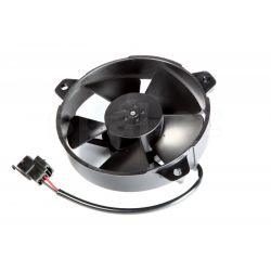 Universal electric fan SPAL 130mm - blow, 12V