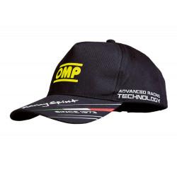 OMP racing spirit cap black