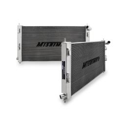SPORT COMPACT RADIATORS 2008+ Mitsubishi Lancer Evolution 10, 2008+ Lancer and Lancer Ralliart, Manual
