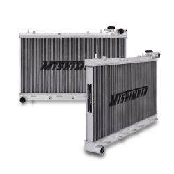 SPORT COMPACT RADIATORS Subaru Forester XT Turbo Aluminium Performance Radiator, 2004-2008