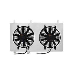 SPORT COMPACT FAN SHROUDS 02-06 Honda Integra Fan Shroud Kit
