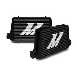 SPORT COMPACT INTERCOOLERS Universal Intercooler G Line Black