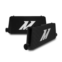 SPORT COMPACT INTERCOOLERS Universal Intercooler R Line Black