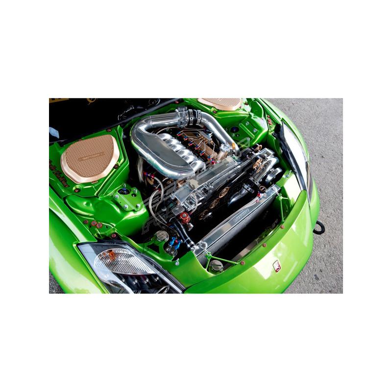 Racing Silicone Hoses MISHIMOTO - 03-06 Nissan 350Z (radiator)