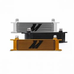Universal 10-Row Oil Cooler 330x100x50mm