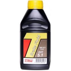 Brzdová kvapalina TRW DOT 5.1 - 1l