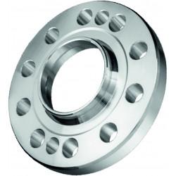 Wheel spacer RACES - 25mm, 4x108 / 5x108 / 5x110, 65.1mm