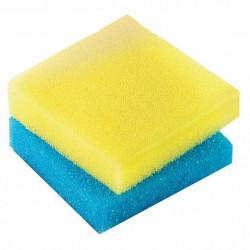 ATL Baffle Foam, Yellow & Blue