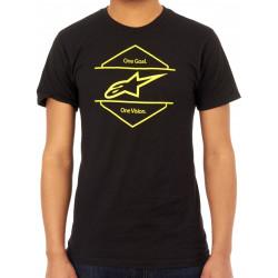 T-shirt Alpinestars Bolt black