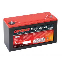 Extreme Series Batteries Odyssey Racing 15 PC370, 15Ah, 425A