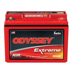 Extreme Series Batteries Odyssey Racing 20 PC545, 13Ah, 460A