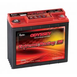 Extreme Series Batteries Odyssey Racing 25 PC680, 16Ah, 520A.