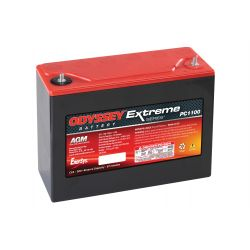 Extreme Series Batteries Odyssey Racing 40 PC1100, 45Ah, 1100A