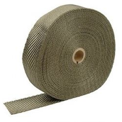 Exhaust insulating wrap 50mm x 10m x 2mm