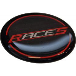 3D sticker RACES