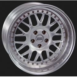 Racing wheels - BRAID Serie GT 17""