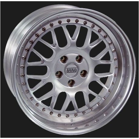 BRAID racing wheels Závodný disk BRAID Serie GT 17"