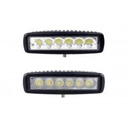 LED Driving Light 18W flood