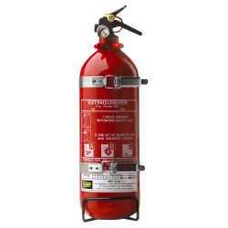 OMP manual Fire extinguisher 2kg FIA