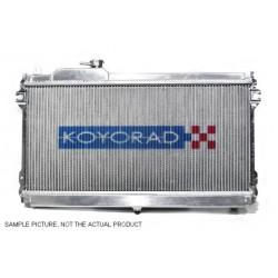 Alu performance radiator Koyorad Toyota LANDCRUISER, 98.01~02.08