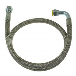 PTF stainless steel braided hose AN8