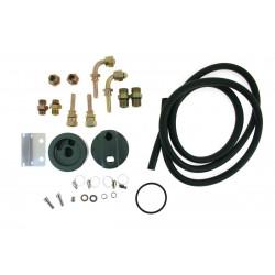 Oil filter Relocation kit (big set)