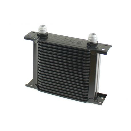 Oil coolers 19 row oil cooler slim 210x150x50mm | races-shop.com