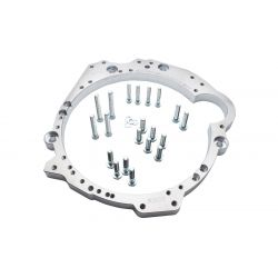 Nissan RB20 / RB25 / RB26 engine adapter plate to BMW M50-M57, S50-54