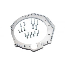 Toyota 1JZ / 2JZ engine adapter plate to Nissan 350Z gearbox