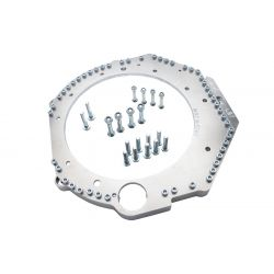 Nissan RB20 / RB25 / RB26 engine adapter plate to BMW M57N- / M57N2