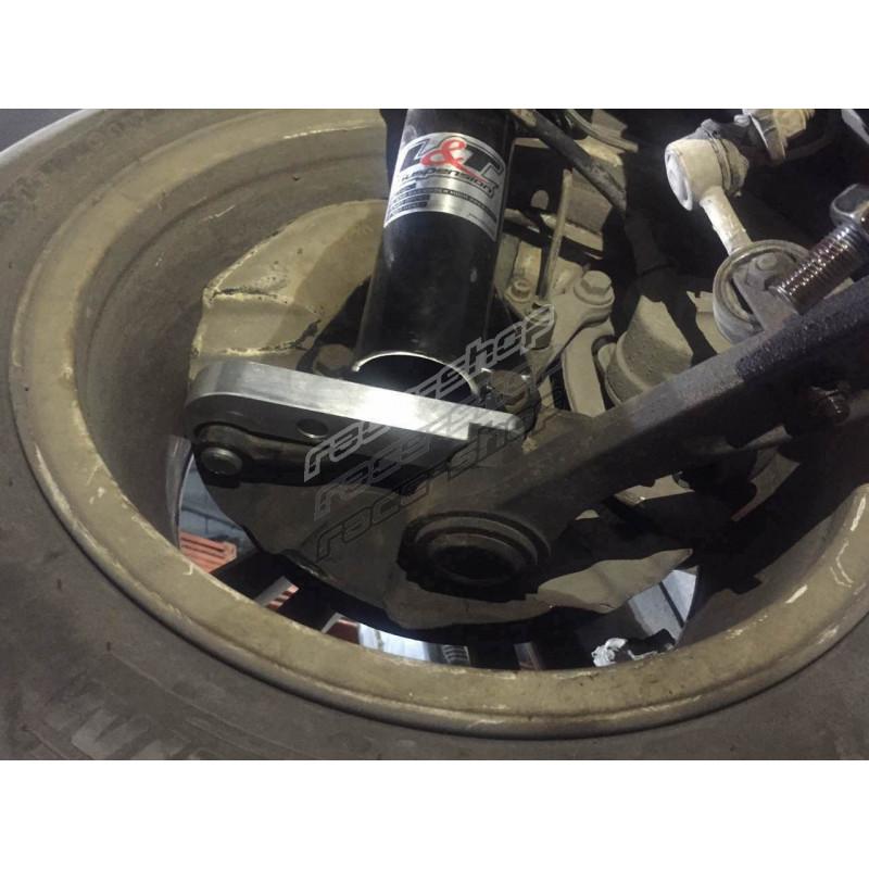 Turn angle adapter - BMW E46 (20,25,30%)