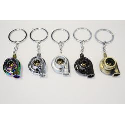 Keychain turbo
