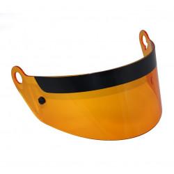 Helmet vizor RRS Protect RALLY and CIRCUIT 8858-2010 - orange