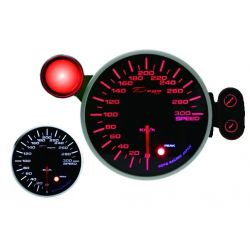 Programmable Speedometer DEPO 115mm
