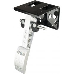 Top Mounted Single Brake Bulkhead Fit Bias Pedal Unit