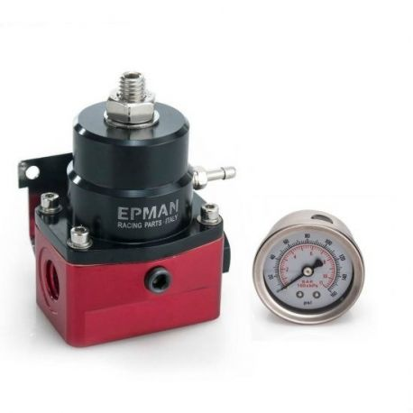 Fuel Pressure Regulators (FPR) Fuel pressure regulator (FPR) EPMAN RACE | races-shop.com
