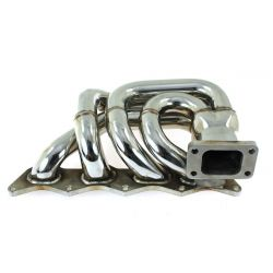 Stainless steel exhaust manifold Fiat 16V Turbo type 2