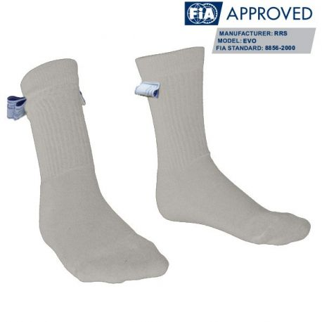 Underwears RRS socks with FIA approval, high | races-shop.com