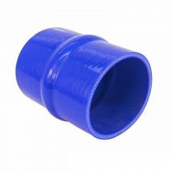 "Silicone hose RACES hump hose connector 76mm (3"")"