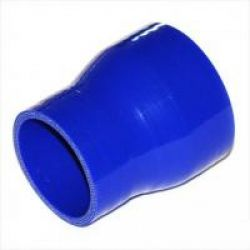 """Silicone straight reducer - 57mm (2,25"""") to 63mm (2,5"""")"""