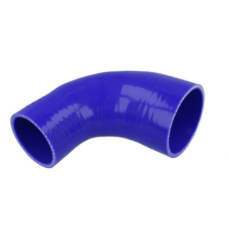 """Elbows 90° reductive Silicone elbow reducer RACES Basic 90° - 51mm (2"""") to 63mm (2,5"""")   races-shop.com"""
